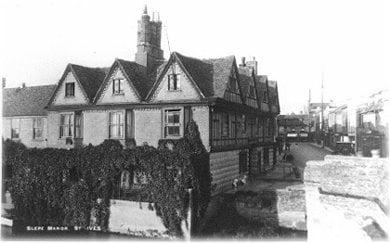 Manor House, Bridge St