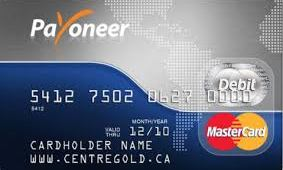 Payoneer, the faster and better way to get paid