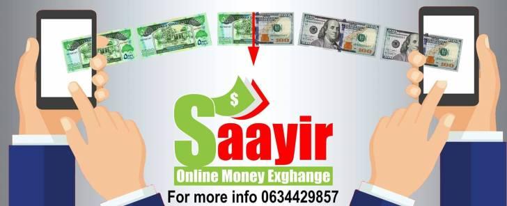 saayir money exchange