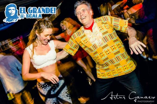 El Grande Cuban Room Salsa 2015-10-16