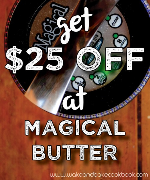 magical butter coupon code- magical butter