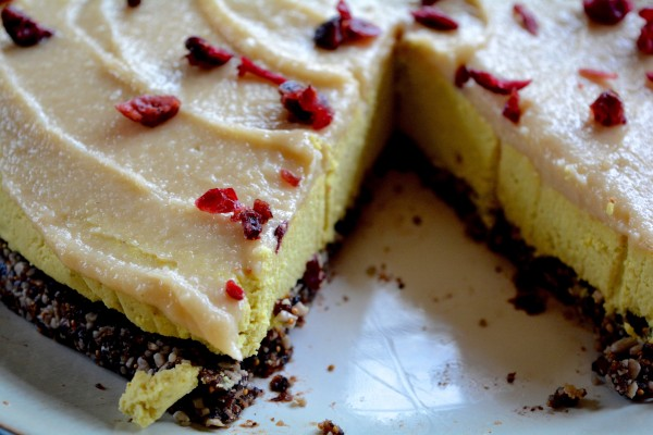 Vegan Edibles: Raw Cannabis Cake