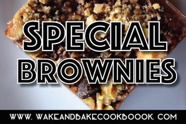 Raw Edibles: Really Special Brownies (Paleo & Vegan too!)