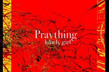 Lonely Girl praything artwork