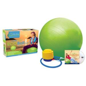 wai lana pilates yoga eco ball kit