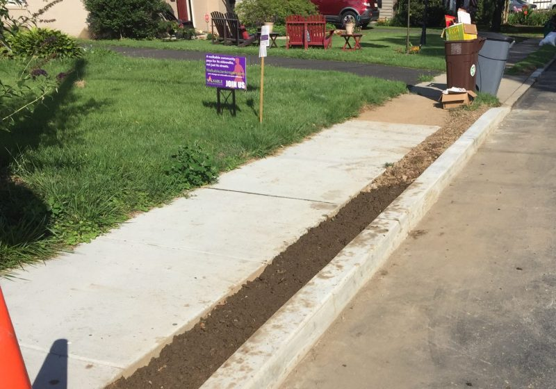 Can Ithaca's sidewalk plan work for Jenkintown Borough?