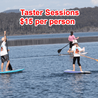 Standup Paddle Board Lessons