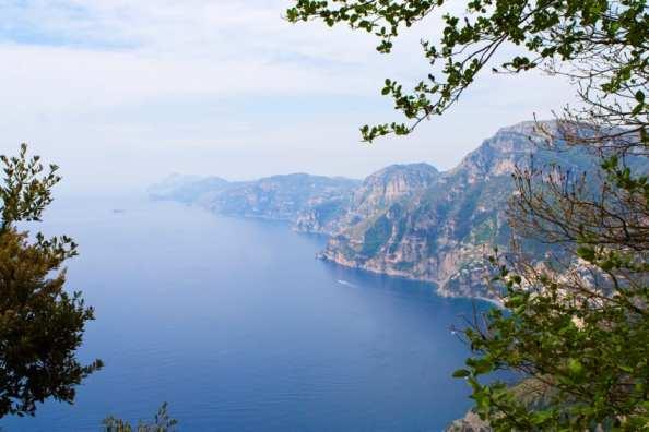 Sentiero degli Dei on the Costiera Amalfitana