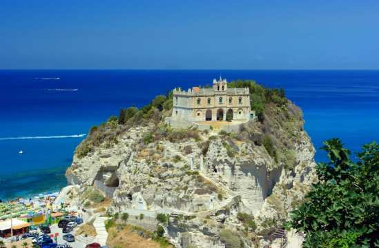 Tropea in south Italy