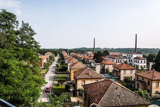 UNESCO World Heritage Sites in Northern Italy - Crespi d'Adda
