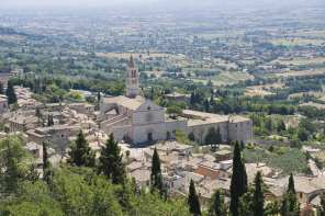 A favorite spot in the region of Umbria