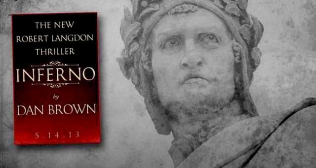 Dan Brown's new book, Inferno