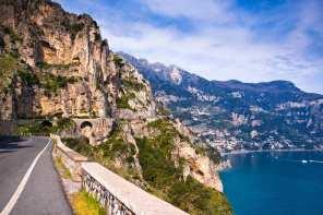 How to get to the Amalfi coast
