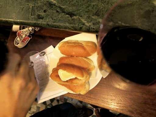 Procacci panini in Florence