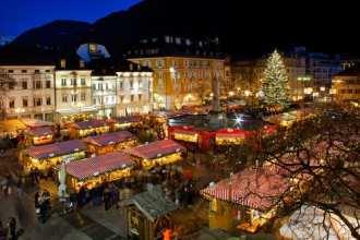 Christmas Market in Bolzano