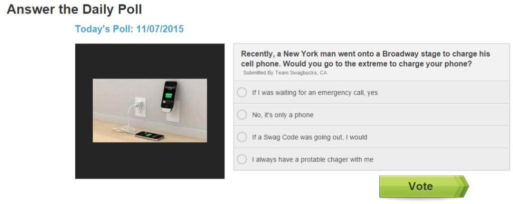 swagbucks poll1