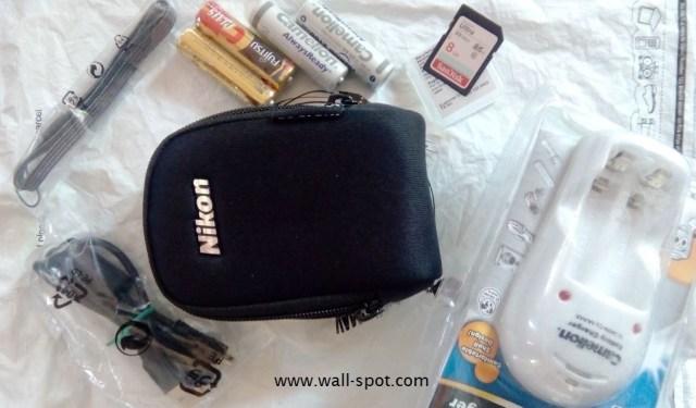 Contents with Nikon COOLPIX L31