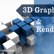 3d graphics and renders