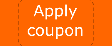 Apply coupon code for bitcoin buttons