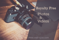 Royalty free photos and videos