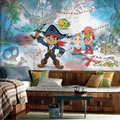 Disney Captain Jake & the Never Land Pirates XL Wallpaper Mural