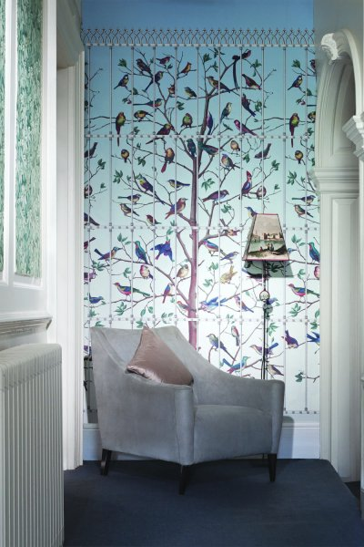 Uccelli by Cole & Son : Wallpaper Direct