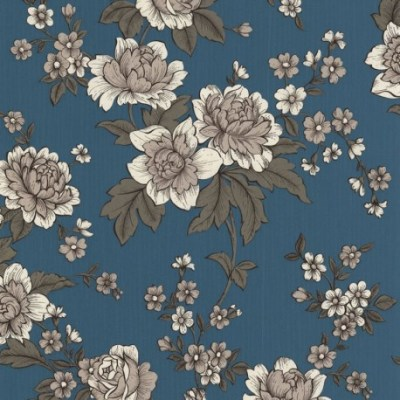 Kensington Light Blue White Wallpaper, Buy Blue Wallpaper Online