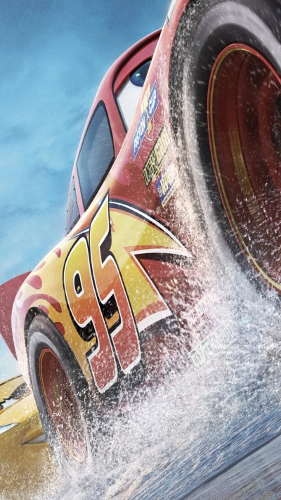 Download 1080x1920 Cars 3, Animation, Lightning Mcqueen, Pixar Wallpapers for iPhone 8, iPhone 7 ...