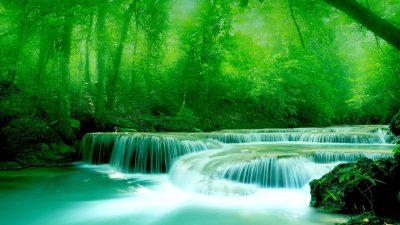Wallpaper River, Water, Rocks, Trees, Greenery Free Wallpapers Download. Beautiful Wallpapers ...