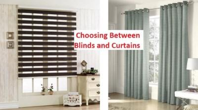 Choosing Between Curtains and Blinds | Wallpapersifu