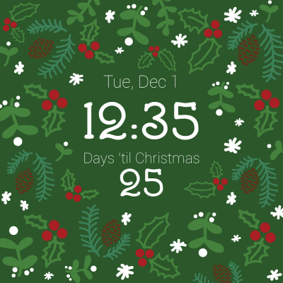 Download Live Christmas Countdown Wallpaper Gallery