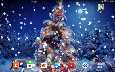 Download Live Christmas Wallpaper For Iphone Gallery