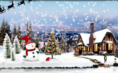 Download Merry Christmas Live Wallpaper Gallery