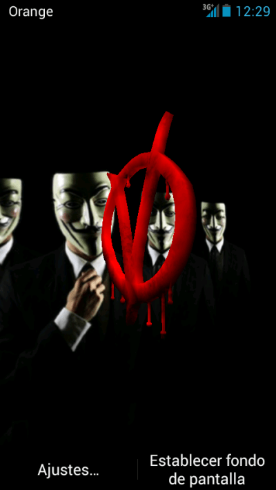 Download Anonymous Live Wallpaper Gallery