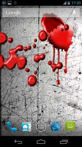 Download Blood Live Wallpaper Gallery