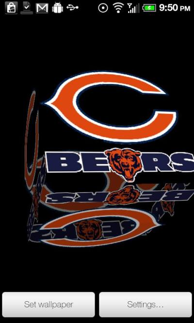 Download Chicago Bears Live Wallpaper Gallery