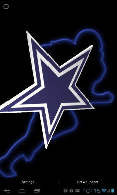 Download Dallas Cowboys 3D Live Wallpaper Gallery