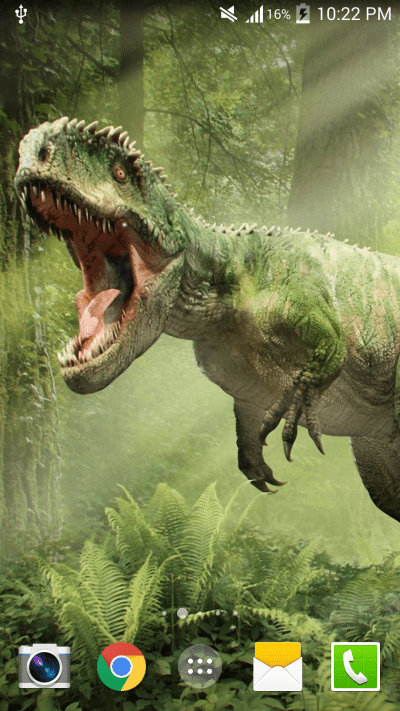 Download Dinosaur Live Wallpaper Gallery