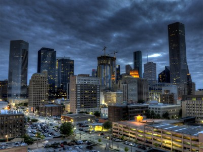 Download Downtown Houston Wallpaper Gallery
