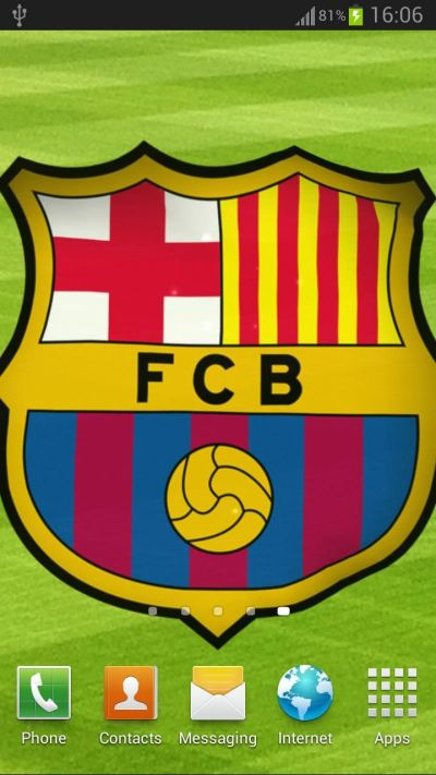 Download Fc Barcelona Live Wallpaper Gallery