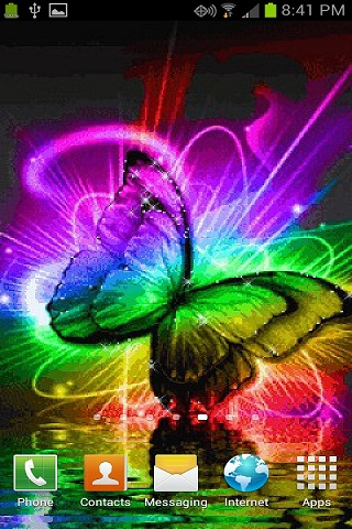 Download Free Live Butterfly Wallpaper Gallery