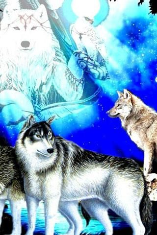 Download Free Wolf Live Wallpaper Gallery