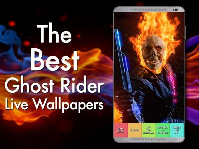 Download Ghost Rider Live Wallpaper Apk Gallery