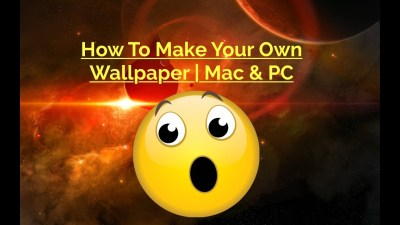 Download How To Make Your Own Wallpaper On Mac Gallery