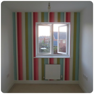 Download How To Wallpaper Around A Window Gallery