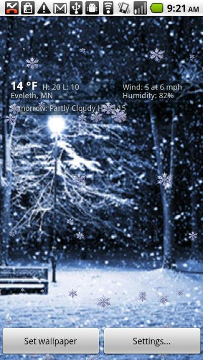 Download Htc Live Wallpaper Weather Gallery
