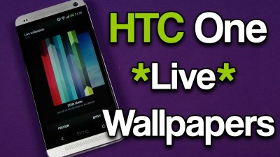 Download Htc One M7 Live Wallpaper Gallery