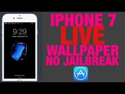 Download Iphone Live Wallpaper No Jailbreak Gallery