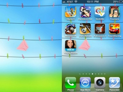 Download Iphone Wallpapers That Fit Around Apps Gallery