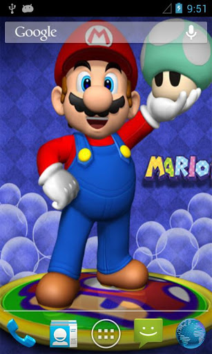 Download Mario Live Wallpaper Gallery